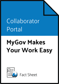MyGov Collaborator Portal Software Makes Your Work Easy